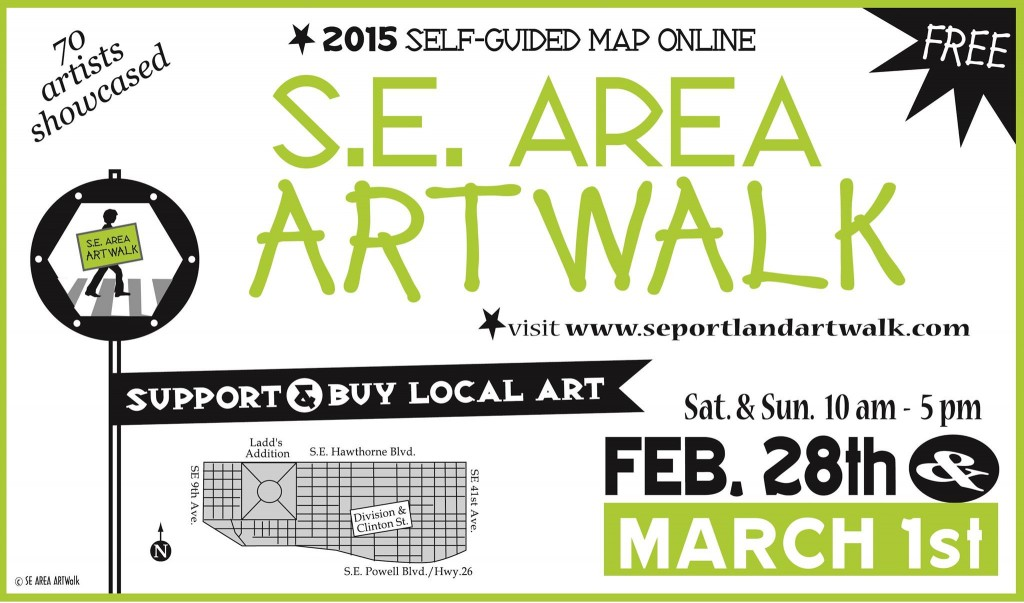 SE Area Art Walk