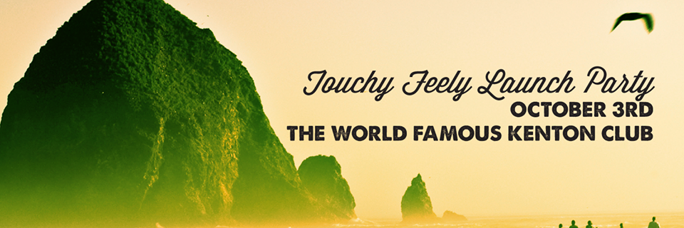 Introducing Touchy Feely Records!