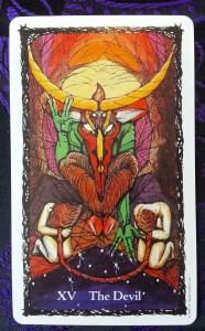 XV. The Devil