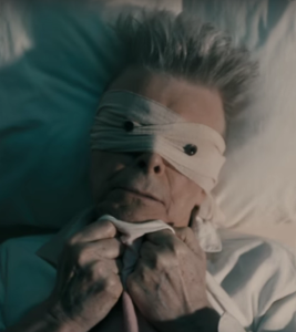 Bowie with eye screws
