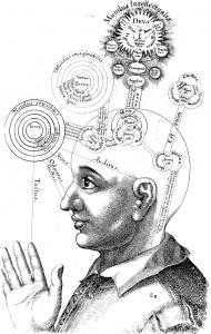 Robert Fludd engraving
