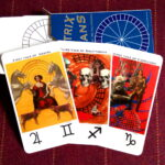 Cards from The Picatrix Decans deck