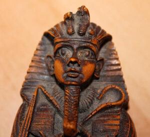 Mummy sarcophagus souvenir