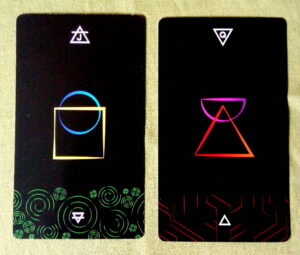 The Sigil Arcanum Tarot: Court Cards