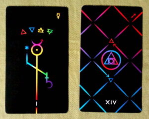 The Sigil Arcanum Tarot: Major Arcana