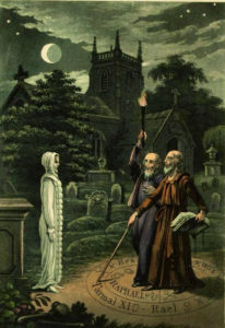 Edward Kelley raises the dead