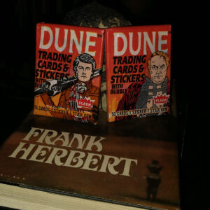 Dune trading cards