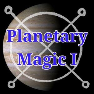 Planetary Magic I