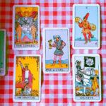 Aaron Epperson's Tarot reading