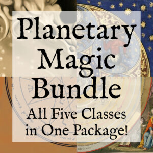 Planetary Magic Bundle: All Five Classes in One Package!