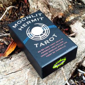 The Moonlit Hermit Tarot